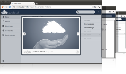 owncloud solution partner web-vision