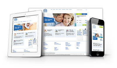 GWG Gruppe - Immobilien, OpenImmo, Responsive Website, TYPO3