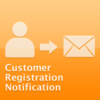 Magento Customer Registration Notification