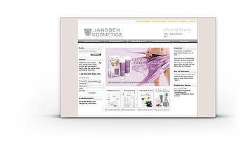 Janssen Cosmetics Shops